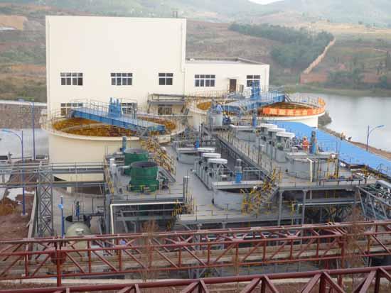 云南驰宏锌锗有限公司工业废水治理工程