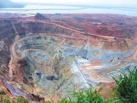 江西城门山铜矿