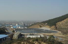 杭州天子岭生活垃圾卫生填埋场