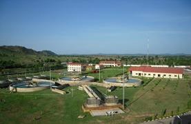 尼日利亚Gombe水厂