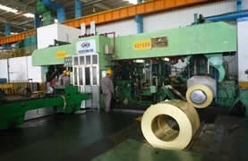 山东奥博特铜铝业有限公司 100kt/a高精度铜合金板带项目