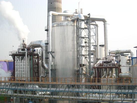 山东祥光铜业700kt/a烟气制酸系统
