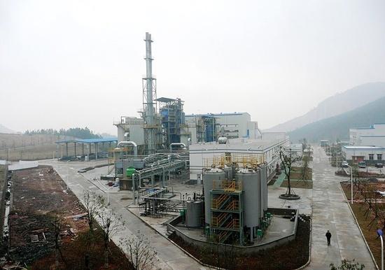 杭州危险废物处理处置示范中心