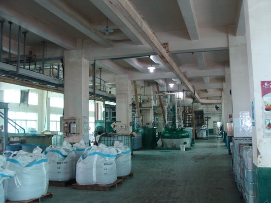 深圳市工业废物处理站预处理基地