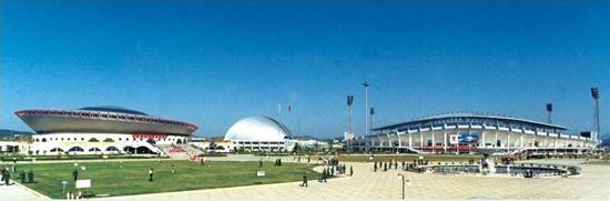 江西省宜春体育中心