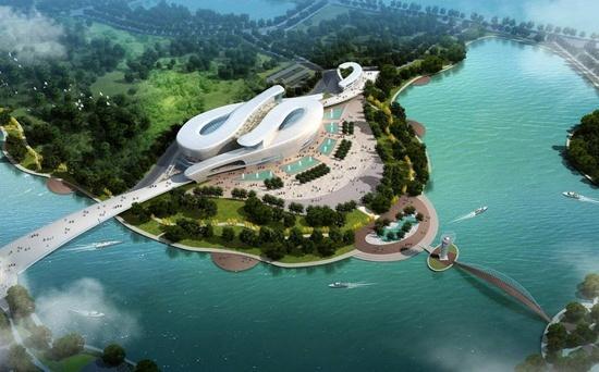 国家级鄱阳湖生态经济区规划展示馆