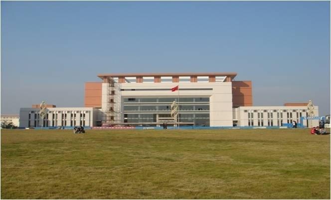 江西经济管理干部学院代建项目